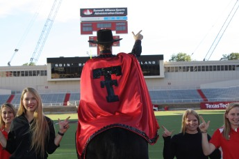 The cape of the rider is a special token of being the Masked Rider. The cape is only to be worn by the rider and each rider is given their mask and cape as a gift at the end of their service to the Masked Rider Program.