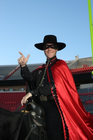 Meet Charlie Snider, the 55th Masked Rider at Texas Tech University.