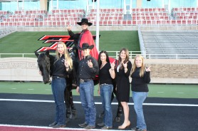 The Masked Rider program provides close relationships with current and former riders.
