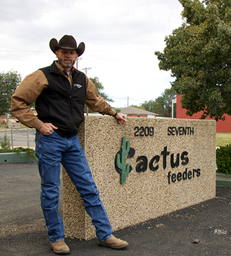 Dr. Paul Defoor is the chief operating officer at Cactus Feeders, headquartered in Amarillo, Texas.