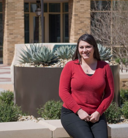 Legako followed her husband back to Tech where she was selected as the newest Academic Specialist for Student Retention.