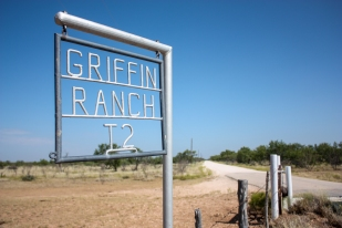 The Griffin Ranch was established by Thomas Louis Griffin in 1926. Tom, Dan and Ben's children will be the sixth generation of Griffins to manage the land if they choose to return to the ranch.