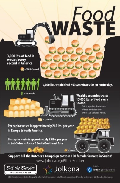 FoodWasteInfographic